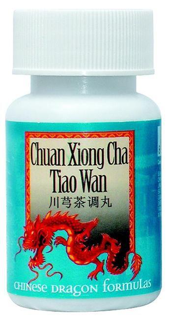 004 CHUAN XIONG CHA TIAO WAN - PRIESMYK VETERNEJ HORY