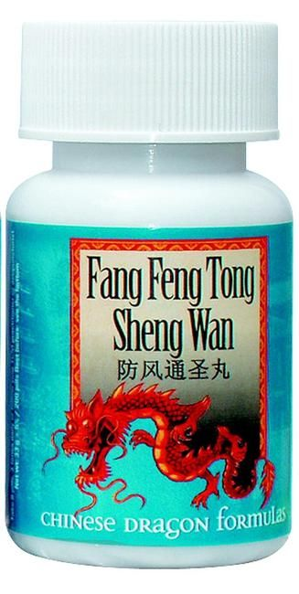 013 FANG FENG TONG SHENG WAN - ČISTÝ TOK RIEKY