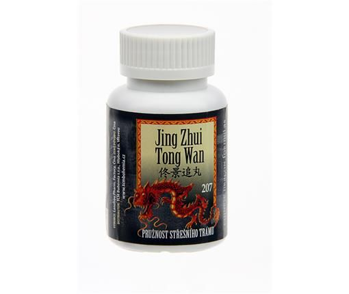 207 JING ZHUI TONG WAN - PRUŽNOSŤ STREŠNÉHO TRÁMU