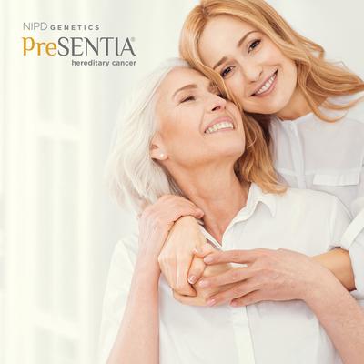 Genetické testy PreSENTIA - dedičné nádorové ochorenia